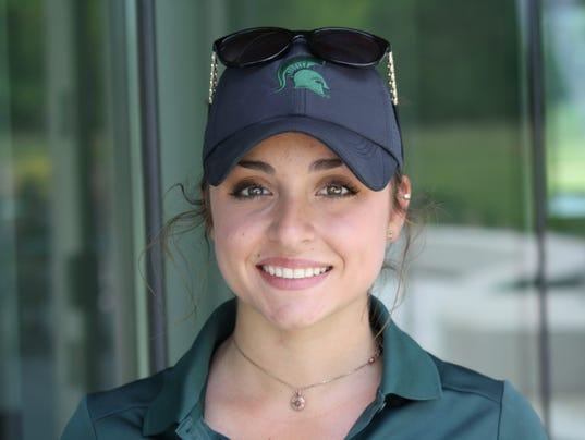 women's golf, college golf
