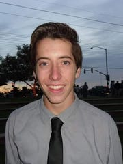Patrick Tansill, from Gilbert High School, is azcentral