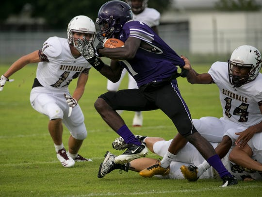 Cypress Lake High School senior receiver Kelsey Demps is one of the most underrated players in Lee County heading into the 2018 season.