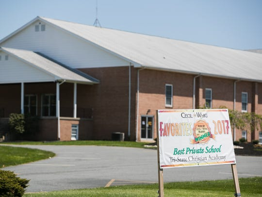 Tri-State Christian Academy in Elkton, Md., is being taken over by Reach Christian Schools near Glasgow.