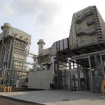 The new LG&E and KU Energy Cane Run cleaner-burning natural gas power plant was dedicated July 6.