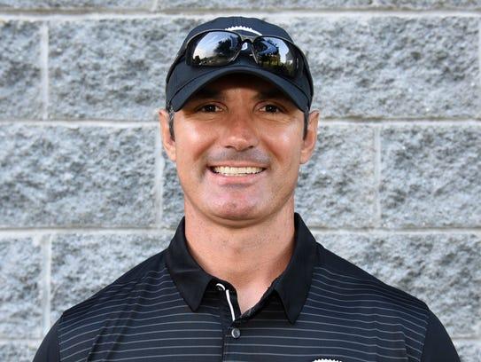 Morgan Shinlever, Bearden High School coach, during