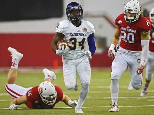 USD - Western Illinois Football