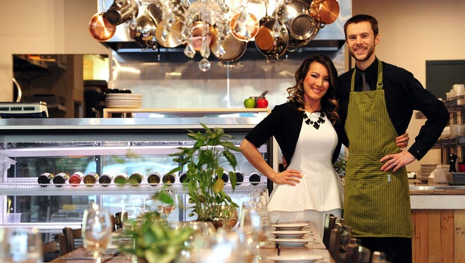Nate and Rochelle Rafn have been working to remodel Rafns'. Rafns' will be reopening Jan. 30 and will be offering dinner.