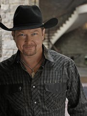 Grammy Award-nominated country artist Tracy Lawrence