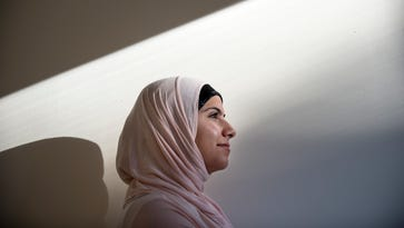 Opinion: Arab-American woman pursues dream of becoming police officer