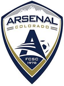 Arsenal Colorado logo