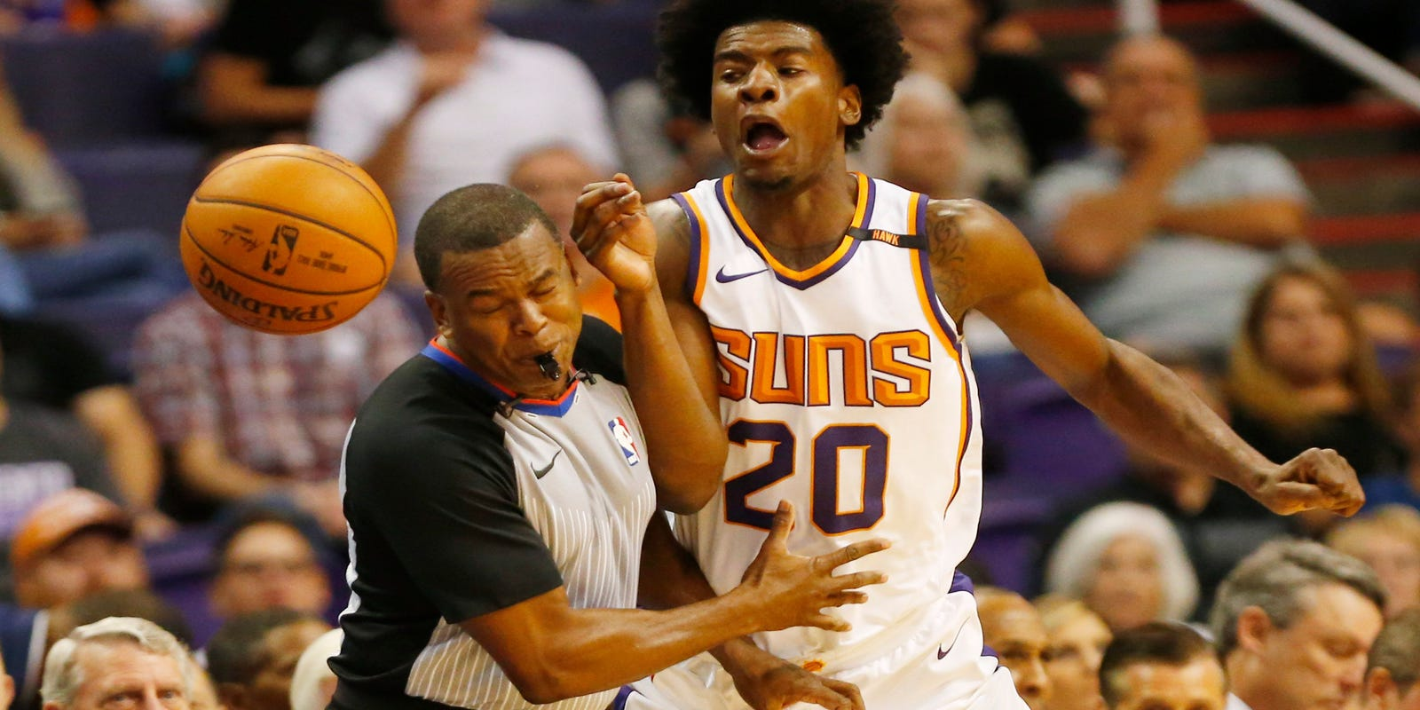 Technical fouls again a problem for Suns 05d5c39f8