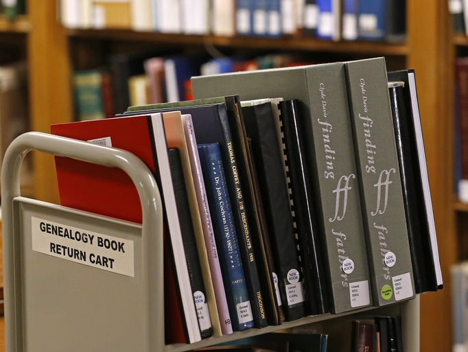 Arizona's genealogical library is closing at the State