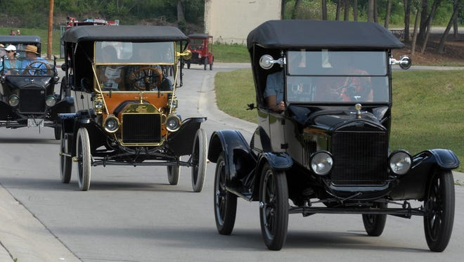 As many as 200 Model Ts and their owners are expected to come to Richmond next summer for a national tour event.