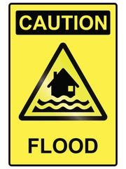 Floods are generally not covered by standard policies.