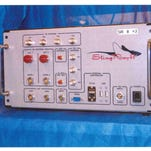This undated handout photo provided by the U.S. Patent and Trademark Office shows the StingRay II, manufactured by Harris Corporation, of Melbourne, Fla., a cellular site simulator used for surveillance purposes. Federal law enforcement officials will be routinely required to get a search warrant before using secretive and intrusive cellphone-tracking technology under a new Justice Department policy announced Sept. 3, 2015. The seven-page policy, the first of its kind, is designed to create a uniform legal standard for federal law enforcement agencies using equipment known as cell-site simulators. (AP Photo/U.S. Patent and Trademark Office) ORG XMIT: WX106