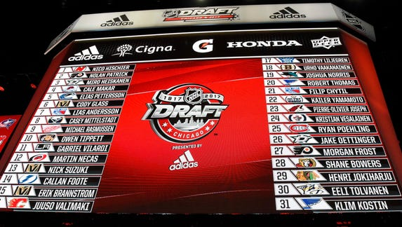 NHL Draft: Six under the radar moves from day one