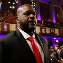 TNT's Shaquille O'Neal, Warriors' JaVale McGee in ugly Twitter feud