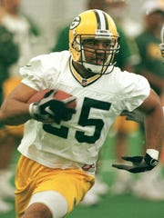 Former Packers running back Dorsey Levens says he doesn't