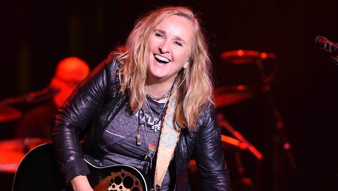 Melissa Etheridge performs at The Fillmore on Aug. 1, 2017 in San Francisco, Calif.