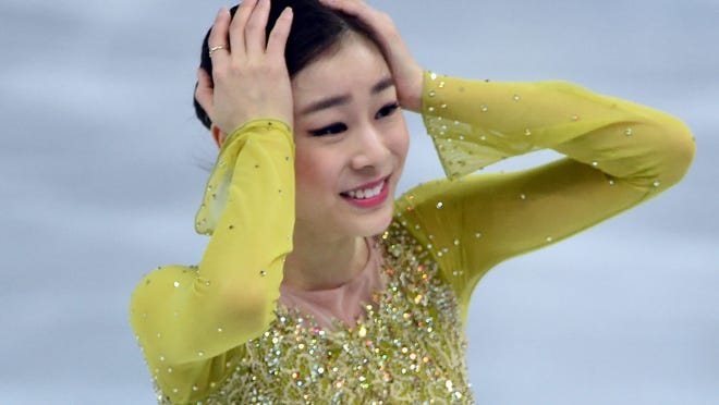 Yuna Kim is the Queen of Korean figure skating and was integral in helping the city of Pyeongchang getting the 2018 Winter Games.
