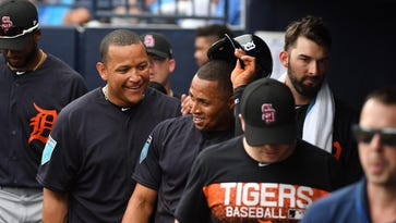 Tigers' Ryan Carpenter, on roster bubble, impressive in debut