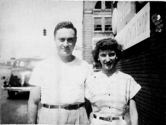 Leonard and Helen Shersky, who owned and operated the