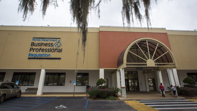 More than 860 employees of the Florida Department of Business and Professional Regulation work at Northwood Centre. The workers are moving to new offices because of mold and other problems at the former mall.
