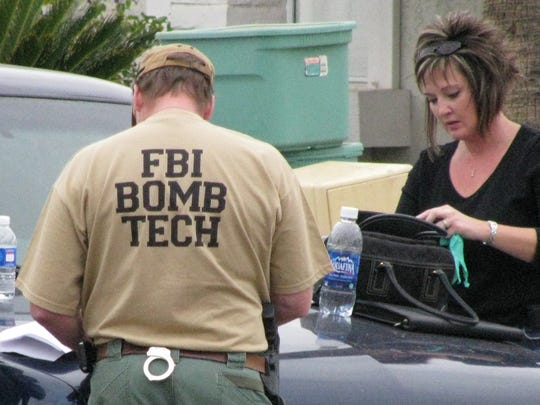 Phoenix police worked with federal agents on Dec. 12,