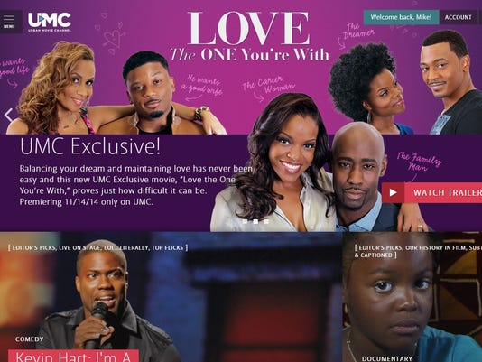 urban movie channel streams action drama and romance