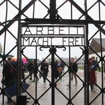 Dachau liberation 70 years ago remembered