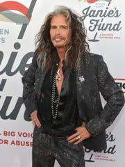 Steven Tyler at Steven Tyler and Live Nation presents