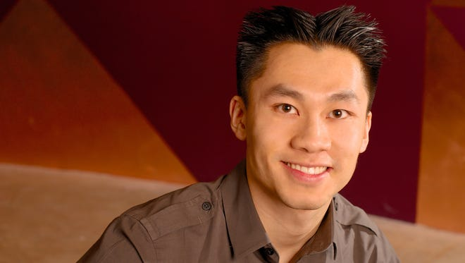 """Hoan Do, a motivational speaker and former contestant on """"American Ninja Warrior,"""" will speak to a conference Jan. 29 at St. Cloud State University."""