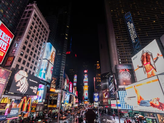 3. Times Square