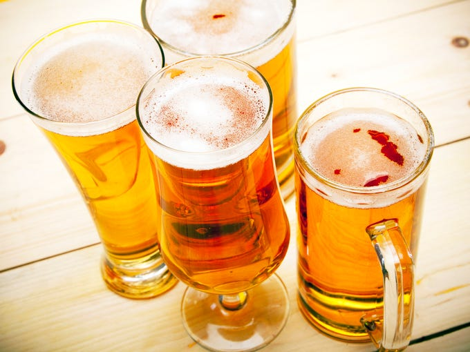A beginner's guide to 6 different types of craft beer:
