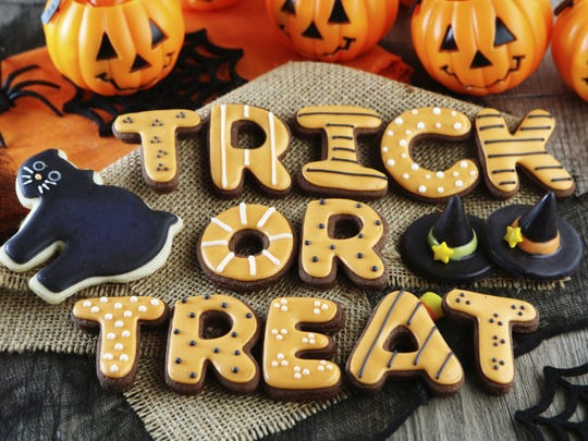 Some trunk or treat events offer more than just candy, including a variety of snacks and activities.