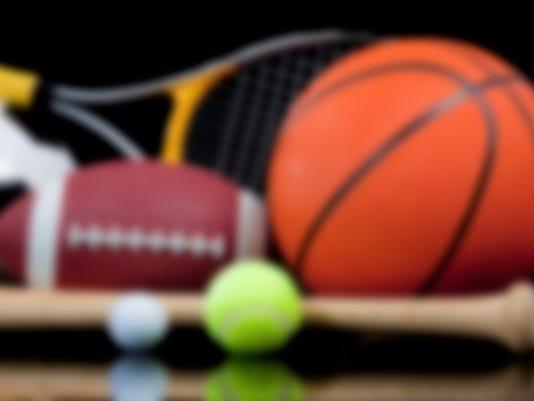 STOCKIMAGE Sports football baseball basketball tennis soccer baseball golf
