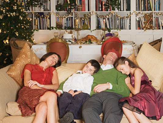Sleep during holidays