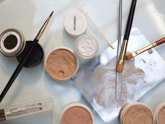 Organizing your beauty supplies will help save time during your morning routine.