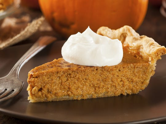 Be watchful of your calories this Thanksgiving so you can save room for dessert!