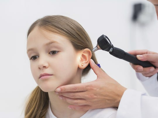 Why are children more prone to ear infections that adults?