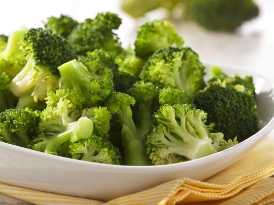 Broccoli, not so much, said President George H.W. Bush.