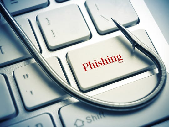 There was a large-scale phishing attack on July 15 that compromised five Oregon Judicial Departmentemail accounts.