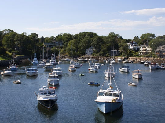 Ogunquit, Maine was named America's best coastal small