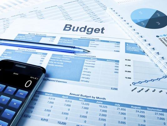 Budget-money-balance