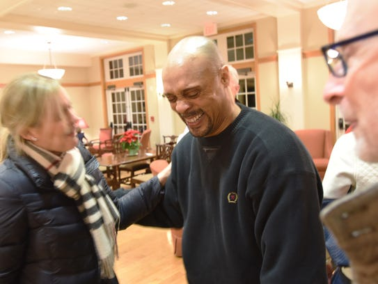 Bill Olave is a beloved Ridgewood mail carrier who
