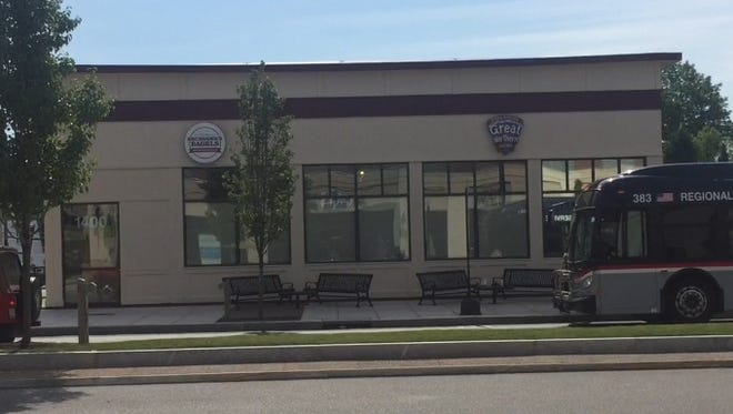 Bruegger's Bagels and Great Northern Pizza, located at 1400 Mt. Hope Ave. across the street from  College Town in Rochester, has closed.