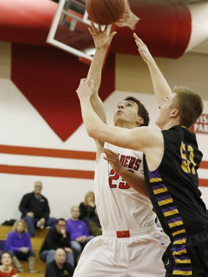 Valders will be making their third-straight sectional appearance Thursday against Wrightstown.