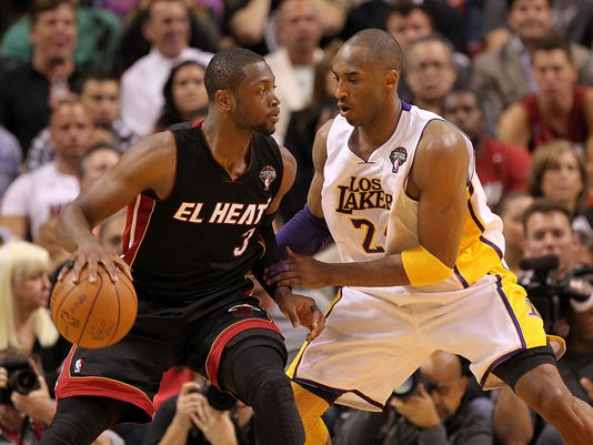 Heat s Dwyane Wade not expecting Kobe-style retirement 1ebc510cd