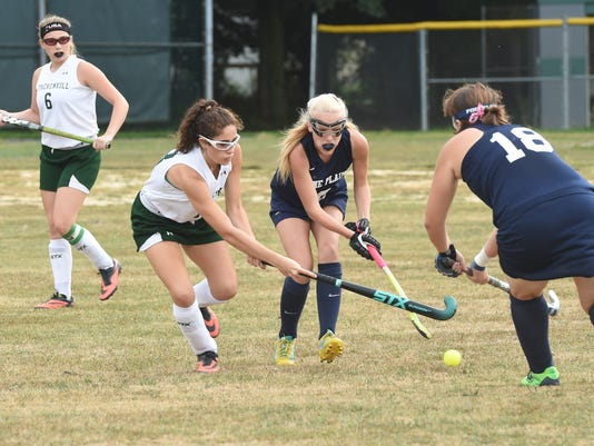 Field hockey, Spackenkill v. Pine Plains