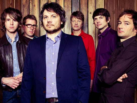 Wilco will perform a pre-fireworks show at Salt River