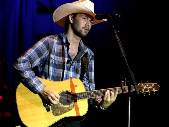 """Country star William Michael Morgan (""""I Met A Girl"""") will perform at the Cowboy Coast Saloon in Ocean City on Friday, May 18. Tickets are $10."""