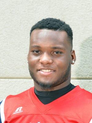 Ole Miss commit linebacker Leo Lewis of Brookhaven