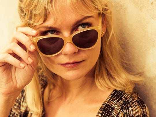 """Kirsten Dunst appears in a scene from """"The Two Faces"""